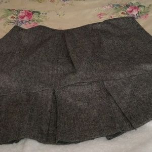 George Skirts - Plus size 26 unlined wool skirt
